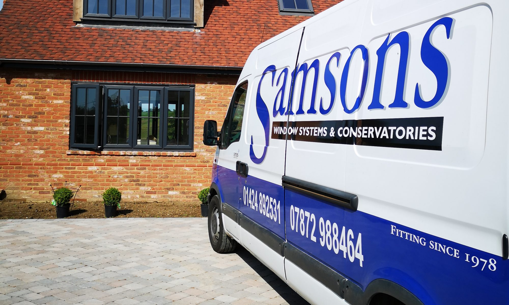 Samsons Window Systems and Conservatories